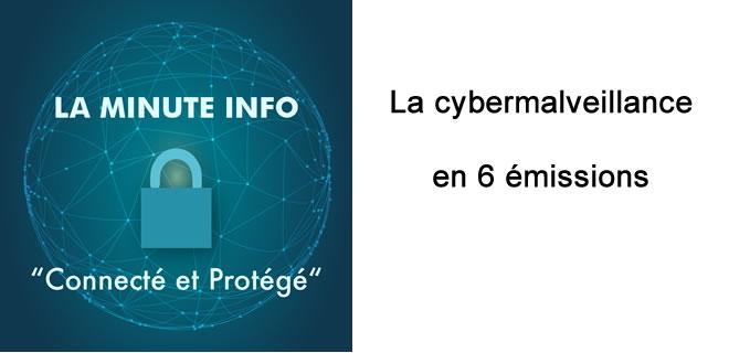Connecté et protégé, la cybermalveillance